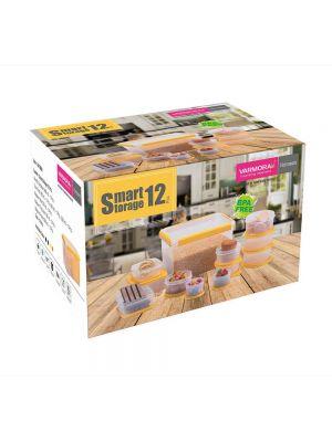Smart Storage 12 Pcs