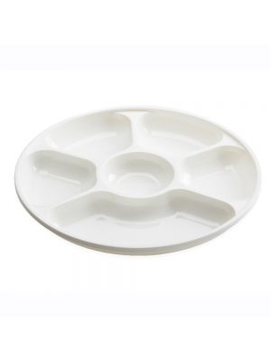 Partition Plate Round