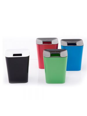 Square Waste Container Without Flap