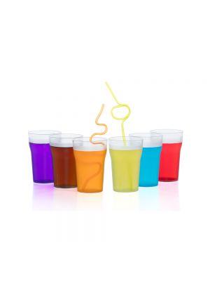 Thirsty Glass 310 ml(Set of 3 & Set of 6)