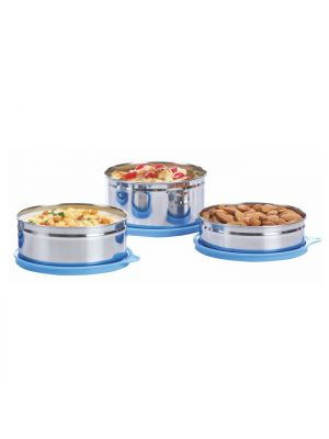 Easy Steel Containers